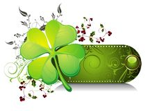 St. Patrick's Day ilustration Royalty Free Stock Photography