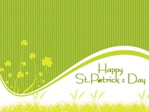 St. patrick's day jubilation Stock Photos