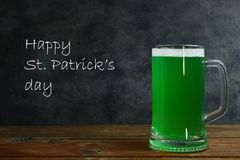 St.Patrick `s Day royalty free stock image