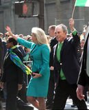 St.Patrick's Day Parade Stock Photography