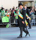 St.Patrick's Day Parade Stock Image
