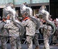 St. Patrick's Day Parade Royalty Free Stock Photos