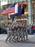 St. Patrick's Day Parade Royalty Free Stock Photography
