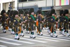 St. Patrick's Day Parade Stock Photos