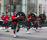 St. Patrick's Day Parade Royalty Free Stock Image