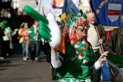 St Patrick's Day parade Royalty Free Stock Image