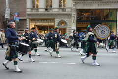 2014 St Patricks Day Parade in New York City Stock Images