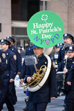 St. Patrick`s Day Parade Stock Images