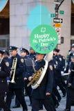 St. Patrick`s Day Parade Stock Photos