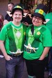St. Patrick`s Day Parade New Orleans  Louisiana Royalty Free Stock Photo
