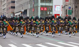 St Patrick's Day Parade Royalty Free Stock Photos