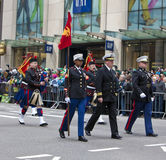 St Patrick's Day Parade Royalty Free Stock Image