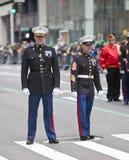 St Patrick's Day Parade Royalty Free Stock Photo
