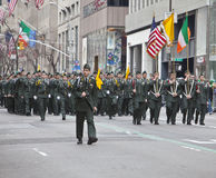 St Patrick's Day Parade Royalty Free Stock Photography