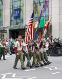 St Patrick's Day Parade Stock Photos