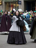 St Patrick's Day Parade Stock Image