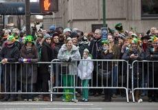 St Patrick's Day Parade Stock Photography