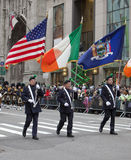St Patrick's Day Parade Royalty Free Stock Photo