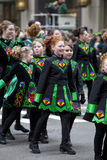 St Patrick's Day Parade Stock Image