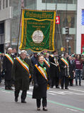 St Patrick's Day Parade Stock Photography