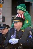 St. Patrick`s Day Parade Stock Photo