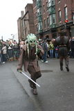 St. Patrick's Day Parade South Boston, Mass 2008 Royalty Free Stock Image