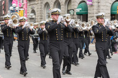 St. Patrick's Day Parade in Toronto Stock Photography