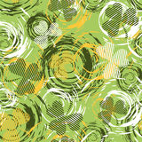 St. Patrick's Day seamless pattern Stock Image