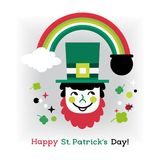 St Patrick`s day.1 Royalty Free Stock Images