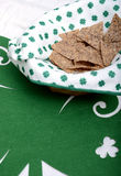 St. patrick's day snack Royalty Free Stock Image