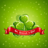 St. Patrick's Day vector image-EPS-10 Royalty Free Stock Photography
