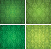 St. Patrick's Day wallpapers. Royalty Free Stock Image