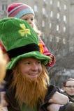 Saint Patricks Day in Bucharest 10 Royalty Free Stock Image