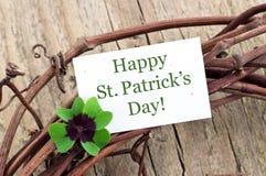 St. Patrick ` s dzień Obrazy Stock