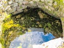 St- Patrick` s gut, Ballintubber-Abtei stockfotografie