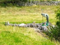 St- Patrick` s gut, Ballintubber-Abtei stockfotos