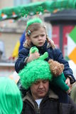 St.Patrick's Day Parade Stock Photo