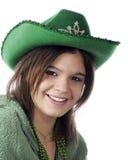 St. Patrick's Portrait Stock Photos