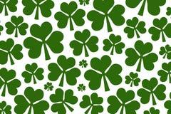 St- Patrick` s Tageshintergrund Lizenzfreie Stockfotografie