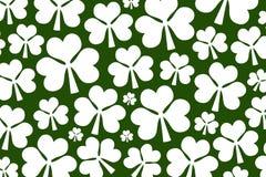 St- Patrick` s Tageshintergrund Stockfotografie