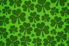 St- Patrick` s Tageshintergrund Lizenzfreie Stockfotos