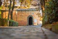 St. Patrick's Well, Orvieto, Italy Royalty Free Stock Photos