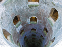 St. Patrick's Well. Orvieto. Umbria. Italy. Royalty Free Stock Photography