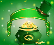 St Patrick Tag Stockbild