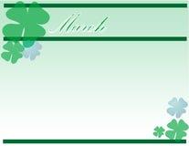 St.Patrick Tag Lizenzfreies Stockbild