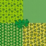 St Patrick Tagesfeiertags-Hintergrund Lizenzfreie Stockfotografie