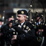 St Patrick Tagesparade Lizenzfreies Stockfoto
