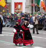 St Patrick Tagesparade New York 2013 Stockfotos