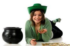 St. Patrick Treasure Stock Photos