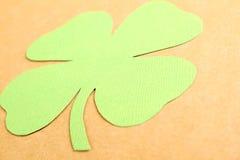 St. Patrick van de groetkaart Dag Royalty-vrije Stock Afbeelding